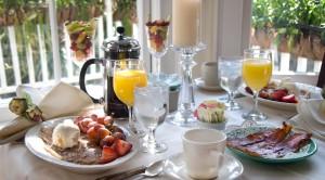bed and breakfast vinder frem