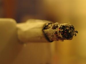 De almindelige cigaretter bliver presset af e-cigaretterne